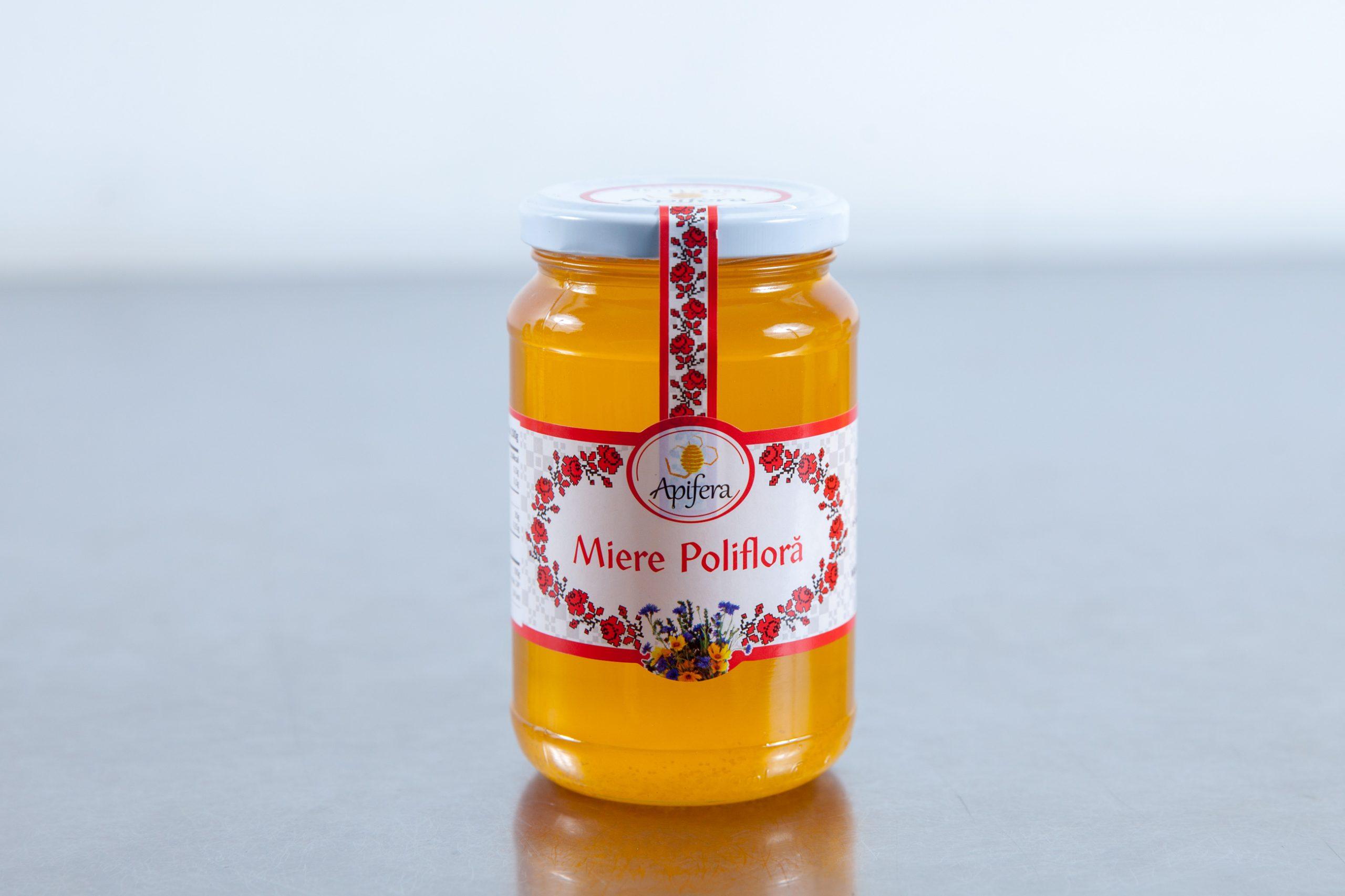 Полифлоральный мёд